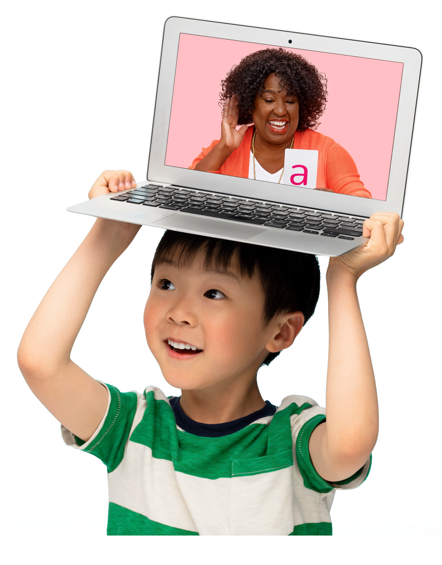 Teacher loves teaching English online to kids in China with VIPKid         while working from home at their own schedule